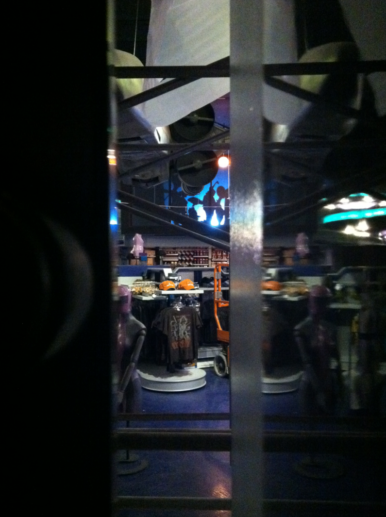 On our last visit to Disneyland, we noticed that we could peek inside the Star Trader which is getting a new make-over for the opening of Star Tours. What we […]