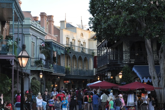 New Orleans Square transports park guests to a simpler time in New Orleans when it was a port town for trade ships, etc. Disney was not one to miss out […]