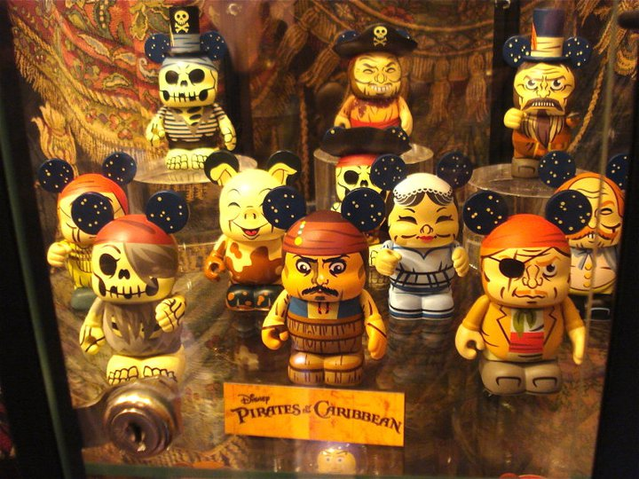 I'm not the biggest fan of Vinylmation, but I love this set that Disney has just come out with! Most Pirate merchandise Disney puts out is based on the films […]