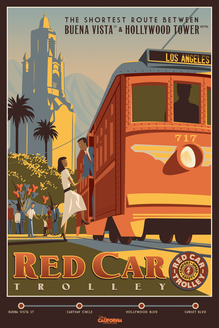 The Disney Parks Blog has posted three new attraction posters which will be coming soon to DCA. I love the classic Disneyland Attraction Posters and these have that same great […]