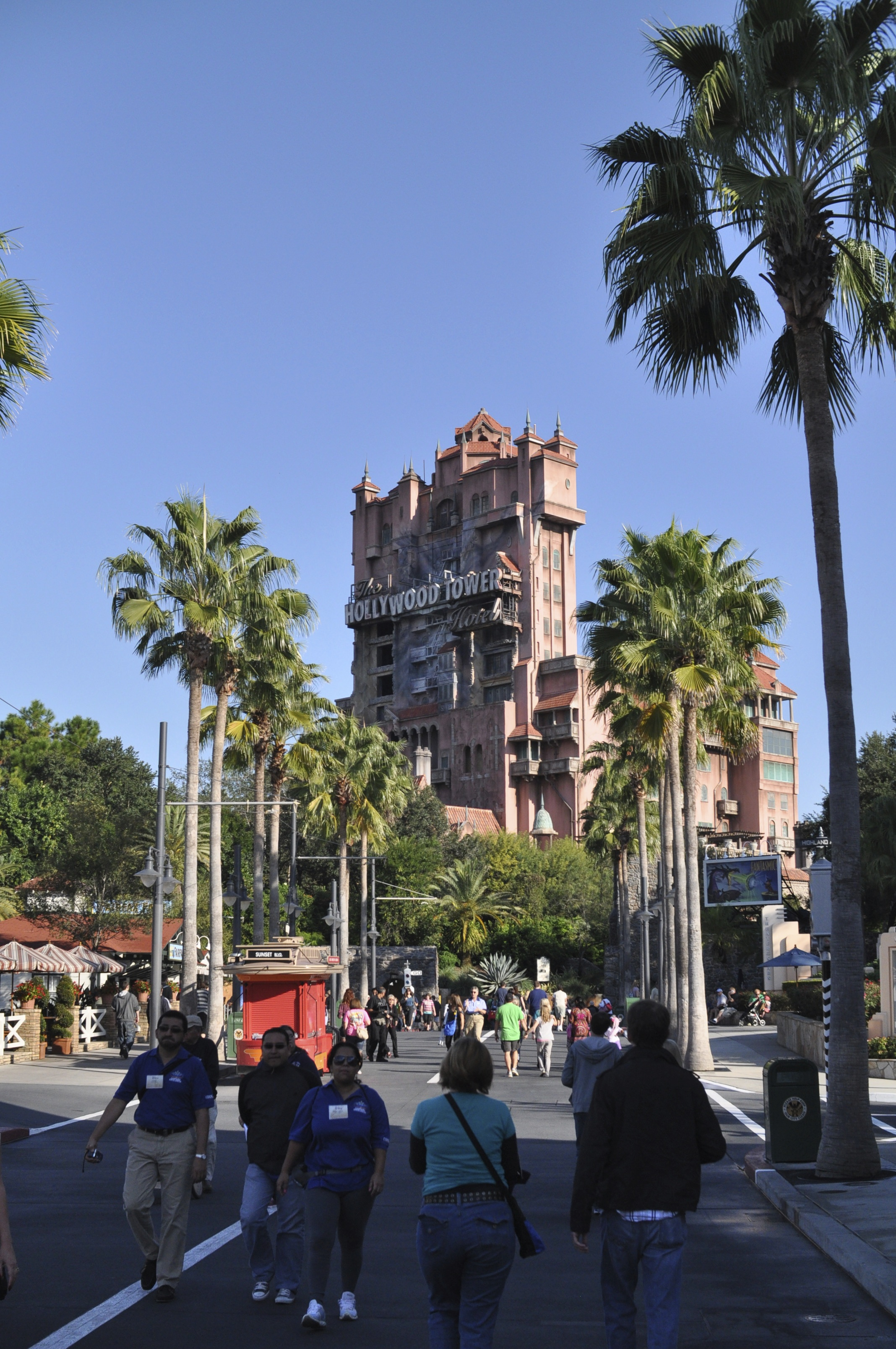 Today was the day I was to finally ride the original Tower of Terror.  I was SUPER excited! Disney's Hollywood Studios is a smaller park that's more focused on shows […]