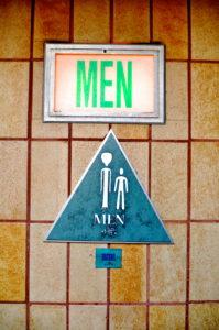 My Favorite Restroom Signage 2