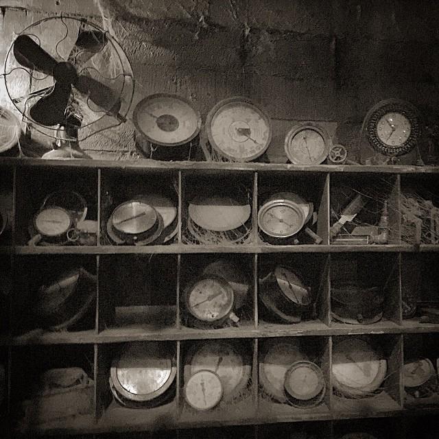 #dca #hollywoodland #towerofterror #twilightzone #blackandwhite #boilerroom.