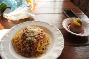 Lunch at Café Portofino!