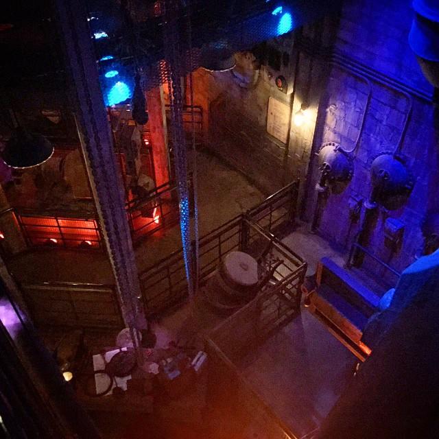 What's better than an empty queue? #disneycaliforniaadventure #twilightzone #towerofterror