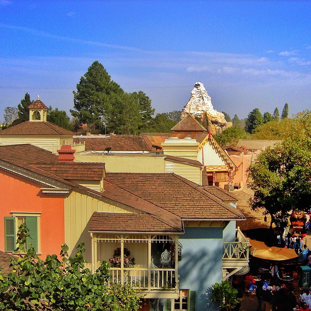 #matterhornmonday from 2006. Taken from #tarzanstreehouse. Image edited with #Snapseed…