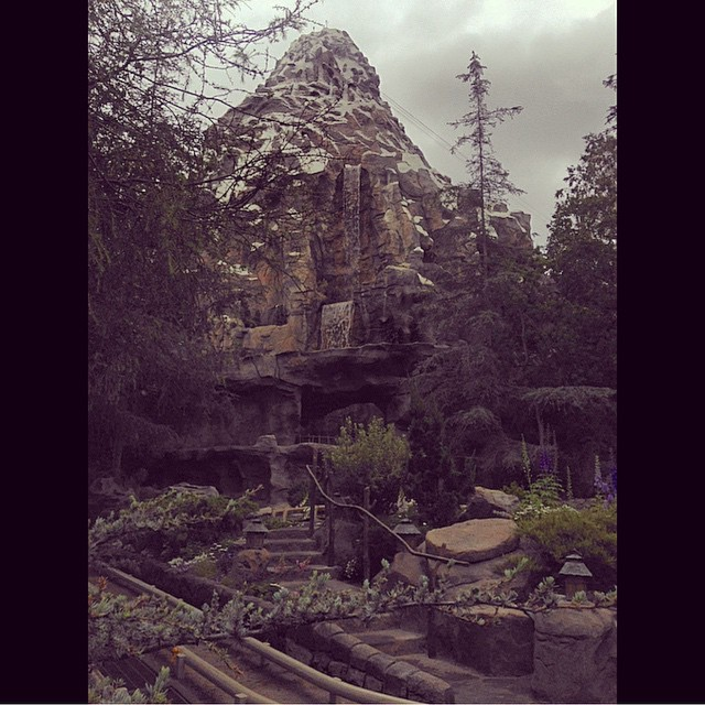 Checked out the #Matterhorn today! The #abominablesnowman updates are INCREDIBLE…